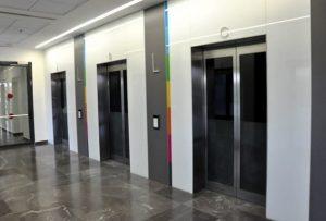 מעליות למשרדים ומבנים ציבוריים