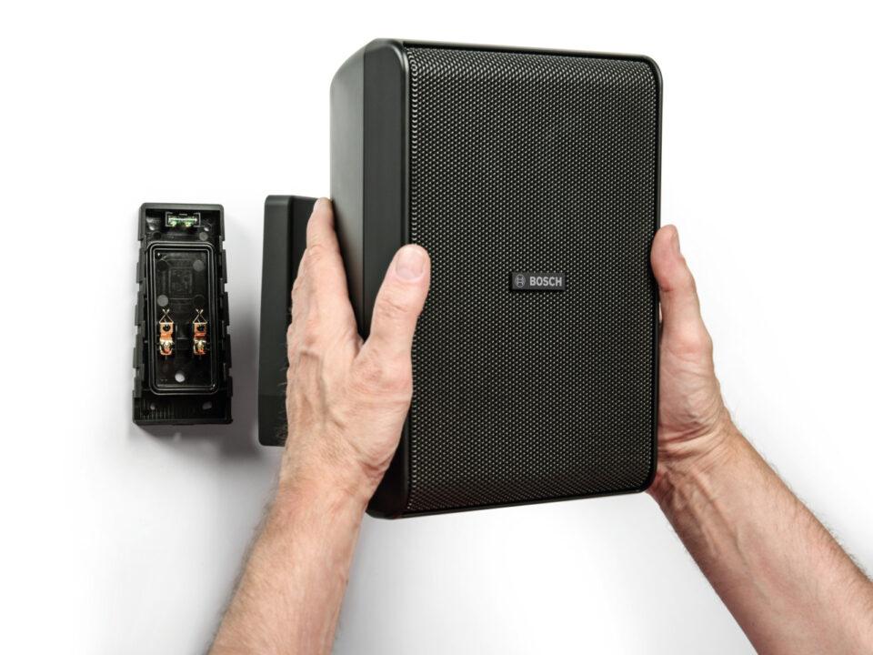 רמקול בוש - Bosch speaker